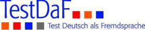 TestDaF Logo - Test Deutsch als Fremdsprache
