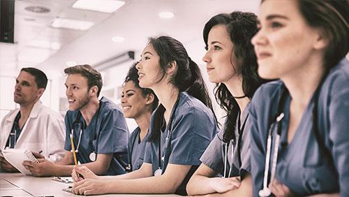 Deutschkurse für Pflegekräfte
